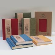 Linen Range A5 Journals