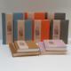 Linen Range A6 Journals